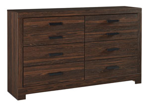 Arkaline Brown Dresser