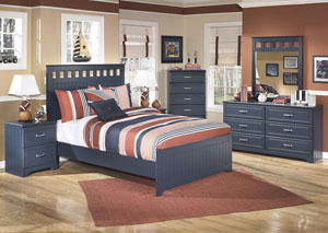 Leo Full Panel Bed,Signature Design By Ashley