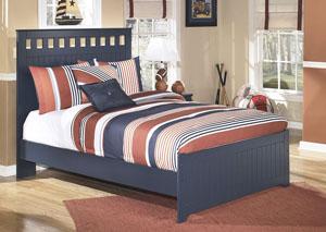 Leo Full Panel Bed