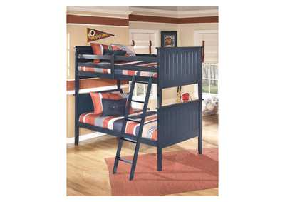 Image for Leo Twin/Twin Bunk Bed