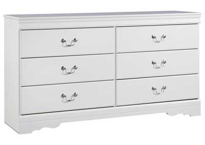 Image for Anarasia White Dresser