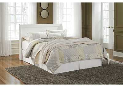 Anarasia King Sleigh Headboard