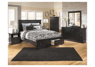 Maribel Bedroom Dresser w/Mirror