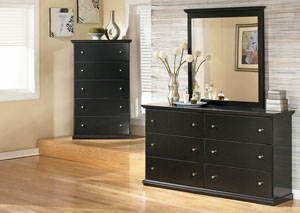 Maribel Black Chest,Signature Design By Ashley