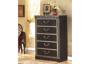 Coal Creek Chest