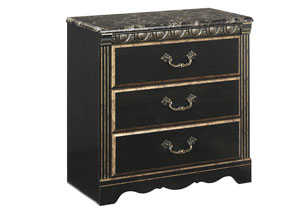Coal Creek Nightstand