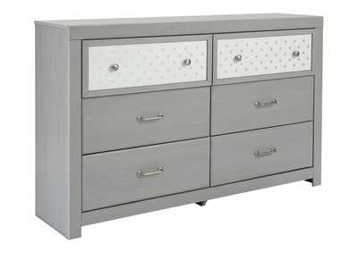 Arcella Gray Dresser,Signature Design By Ashley