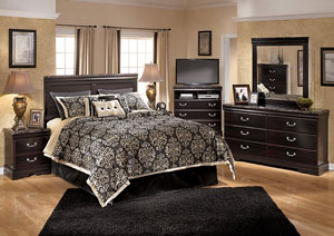 Esmarelda Queen/Full Panel Headboard