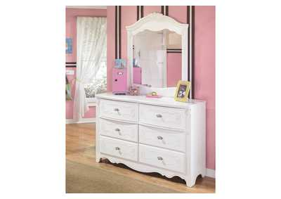 Image for Exquisite Dresser & Mirror