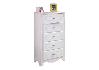 Image for Exquisite Five Drawer Chest