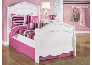 Image for Exquisite Twin Sleigh Bed