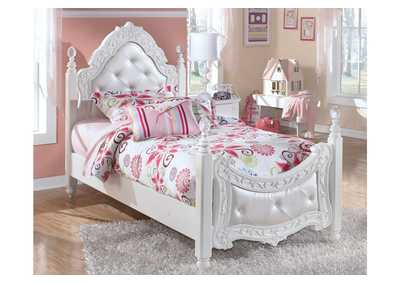 Exquisite Full Poster Bed