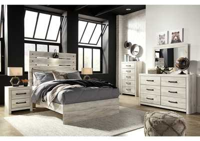 Image for Cambeck Full Panel Bed w/Dresser and Mirror