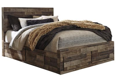 Image for Derekson Queen Storage Bed