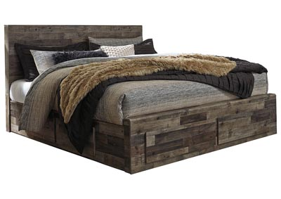 Image for Derekson King Storage Bed