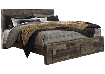 Image for Derekson King Platform Bed
