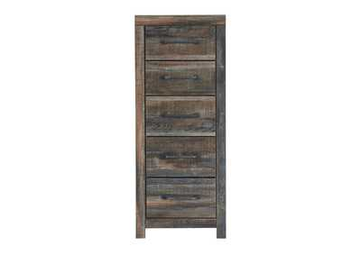 Image for Drystan Wooden Narrow Chest