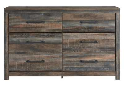 Image for Drystan Wooden Dresser