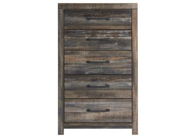 Drystan Wooden Chest