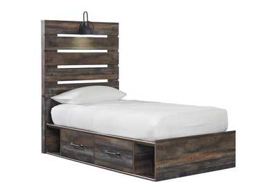 Image for Drystan Twin Storage Bed
