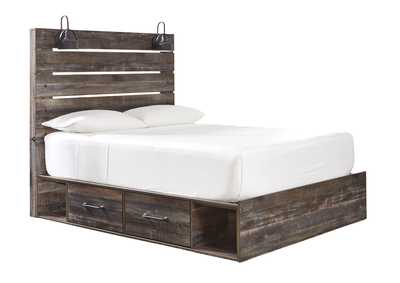 Drystan Queen Storage Bed