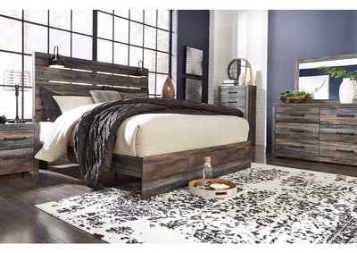Drystan King Panel Bed,Signature Design By Ashley