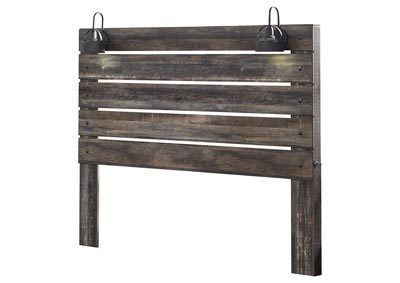 Drystan King Panel Headboard
