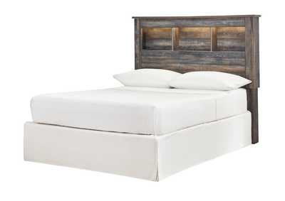 Image for Drystan Full Bookcase Headboard