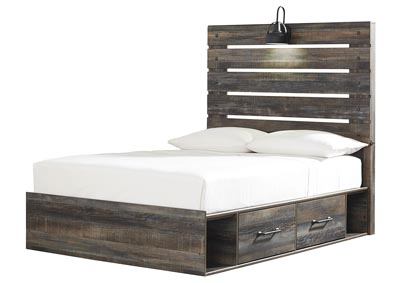Drystan Full Storage Bed