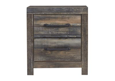 Drystan 2 Drawer Nightstand