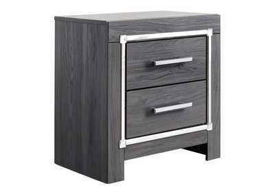 Image for Lodanna Gray Nightstand