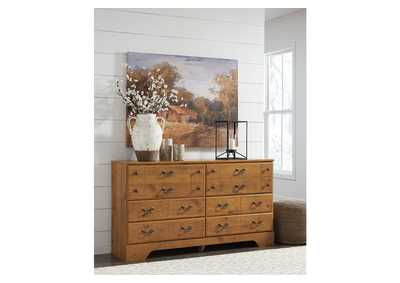 Bittersweet Light Brown Dresser,Signature Design By Ashley
