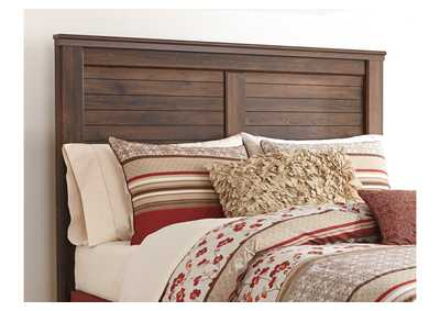 Image for Quinden Queen Panel Headboard