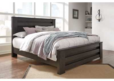 Image for Brinxton Black Full Panel Bed