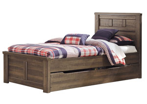 Juararo Twin Panel Storage Bed