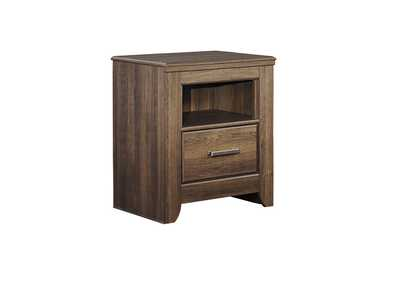 Juararo One Drawer Night Stand