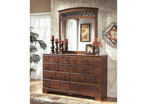 Timberline Dresser & Mirror