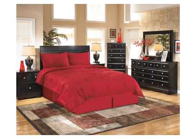 Shay Queen/Full Panel Headboard,Signature Design By Ashley