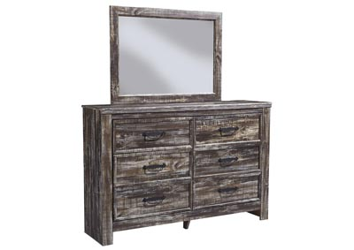 Lynnton Brown Dresser and Mirror
