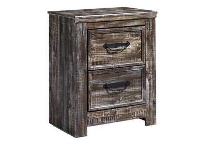 Lynnton Brown Nightstand