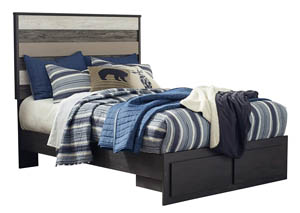 Micco Multi Full Platform Storage Bed