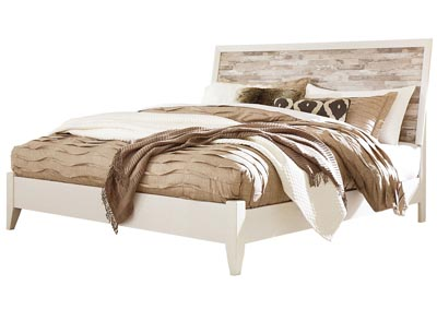 Evanni Multi King Panel Bed