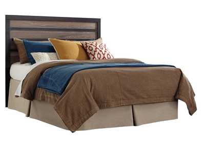 Image for Harlinton Queen/Full Panel Headboard