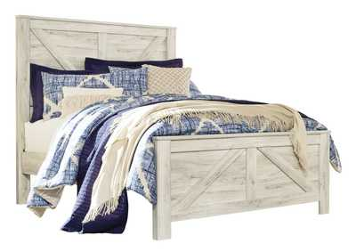 Image for Bellaby Queen Crossbuck Panel Bed