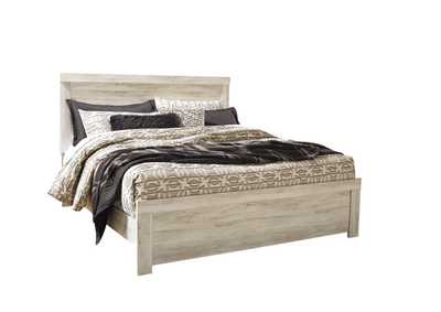 Image for Bellaby King Panel Bed