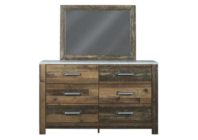 Image for Chadbrook Brown Dresser and Mirror
