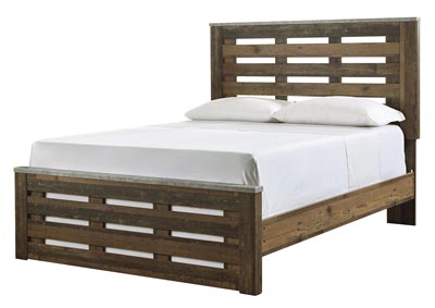 Image for Chadbrook Brown Queen Panel Bed