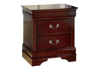 Image for Alisdair Two-Drawer Night Stand