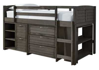 Caitbrook Gray Loft Under Bed Storage,Signature Design By Ashley