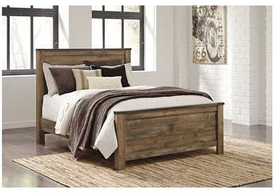 Image for Trinell Brown Queen Panel Bed